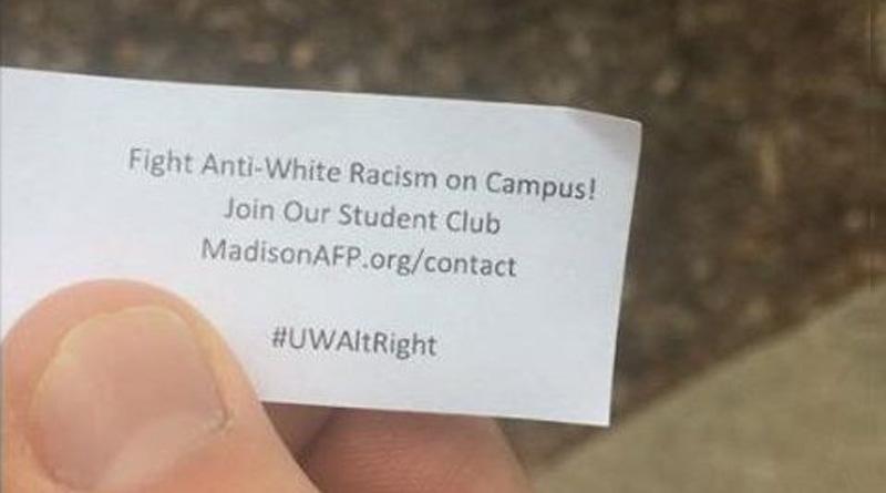 Alt-right UWMadison