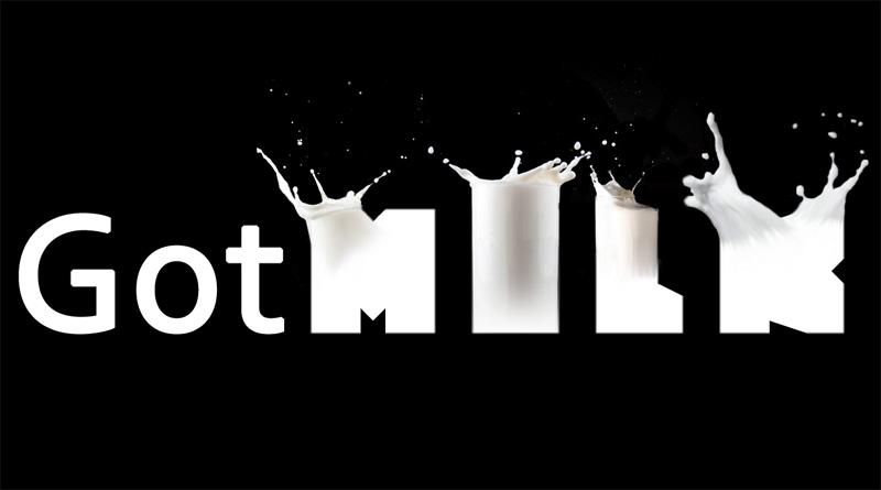 Got Milk Privilege