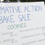affirmative Action Bake Sale