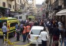 ISIS Bombing in Egypt