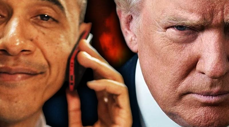 Did Obama Spy on Trump?
