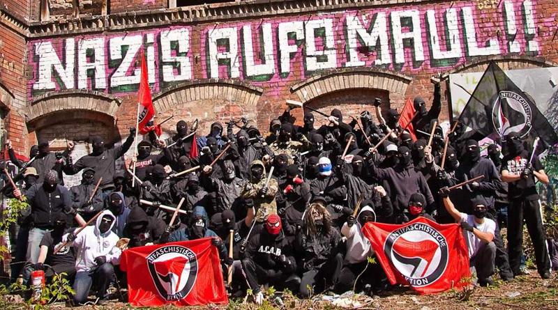 Antifa Thugs