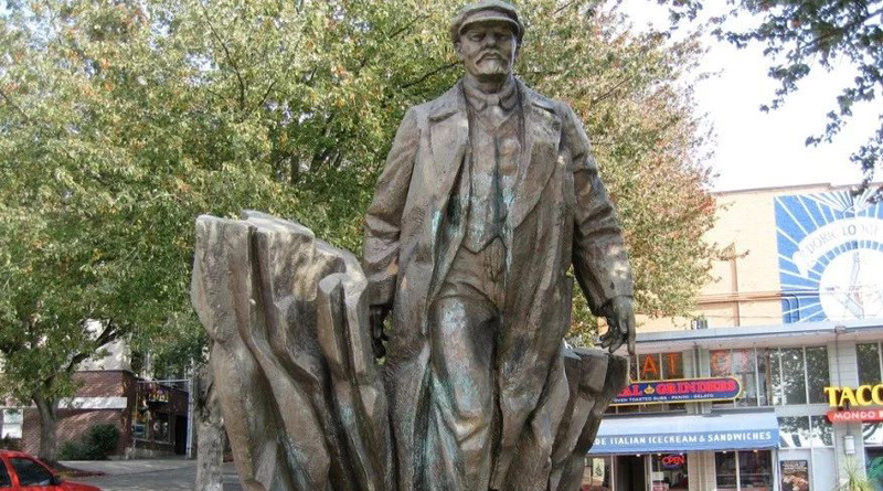 Lenin Seattle-
