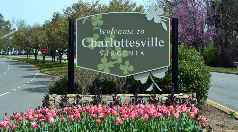 Welcome Charlottesville