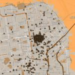 Human Waste Map San Francisco