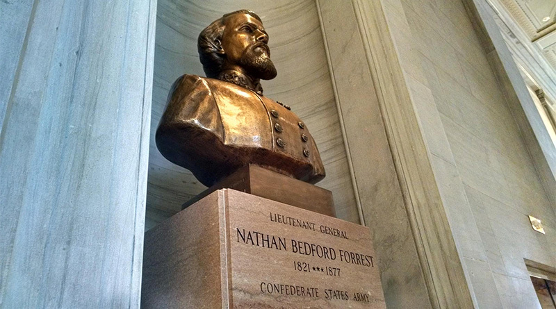 Nathan Bedford Forrest Tennessee