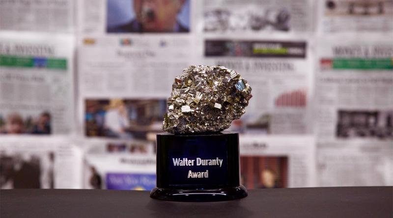 Walter Duranty Award