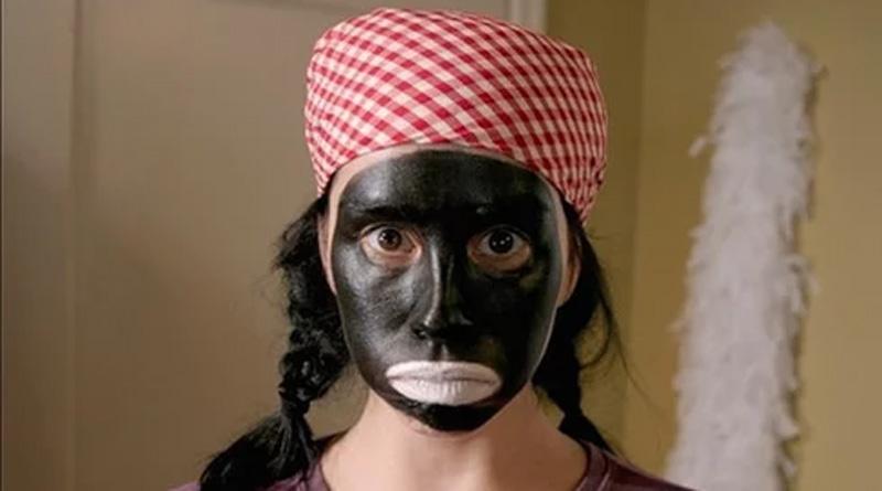 Sarah Silverman Blackface