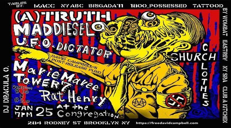 Antifa-Concert