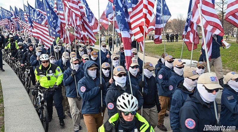Patriot Front DC