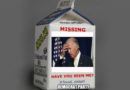 Missing Joe Biden Where Am I