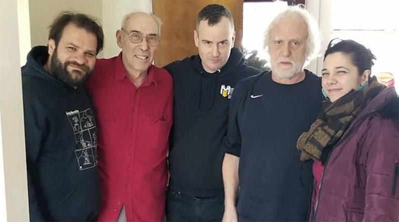 Noel with Jarrod Shanahan