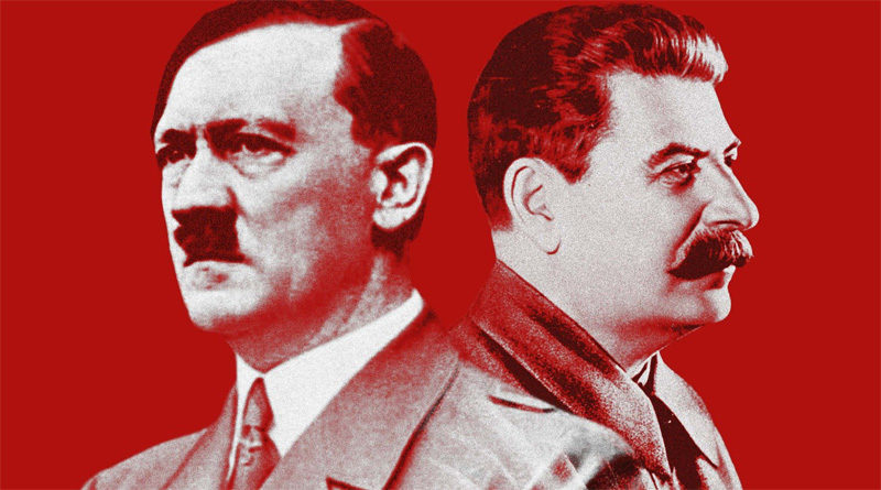 Nazis, Commies & The Right