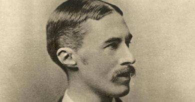 Tribute to A.E. Housman